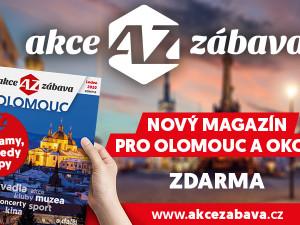 V Olomouci vychází nový magazín Olomouc - Akce Zábava, zdarma nabídne přehled z oblasti kultury i sportu
