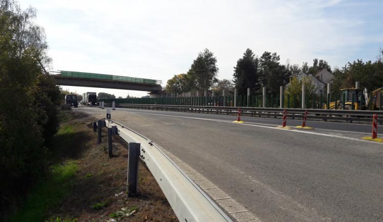 Prostějov chce letos zahájit opravu dálničního mostu v Žešově