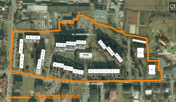 Prostějovské sídliště Mozartova projde modernizací. Opraví se silnice i dětská hřiště