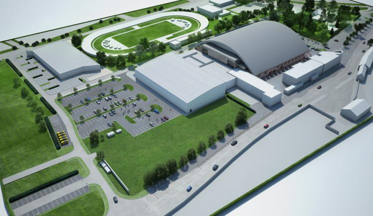 Prostějov chce na zimním stadionu postavit šatny za devadesát milionů