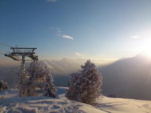 Na horách může být v příštím týdnu až osm stupňů. Přispět k tomu může inverze
