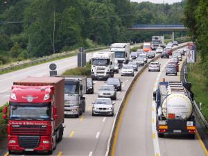 Obce v Olomouckém kraji zatím zvýšení kamionové dopravy nepocítily