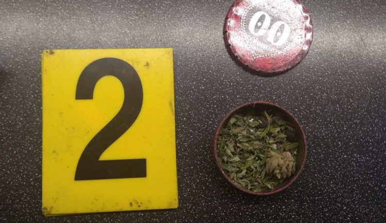 Přerovská policie zadržela muže, který distribuoval marihuanu a doma vyrobený pervitin