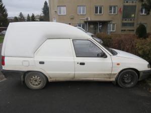Policie hledá svědky zábřežské nehody, při které auto srazilo chodce