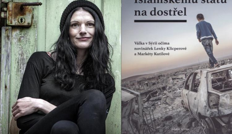 Tváří v tvář válce. Zkušená válečná zpravodajka Kutilová v pátek zavítá do Olomouce