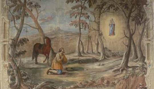 DRBNA HISTORIČKA: Ke vzniku kostela na Svatém Kopečku pomohla vánice