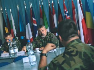 Armáda chce koupit nejméně jeden průzkumný a bojový dron, řekl generál Opata v Prostějově