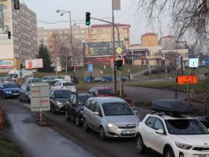 Dopravně komplikovanému Přerovu uleví nová silnice vedoucí přes Výstaviště