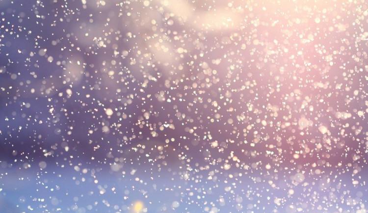 POČASÍ NA NEDĚLI: Sněžení i v nížinách a převážně oblačno