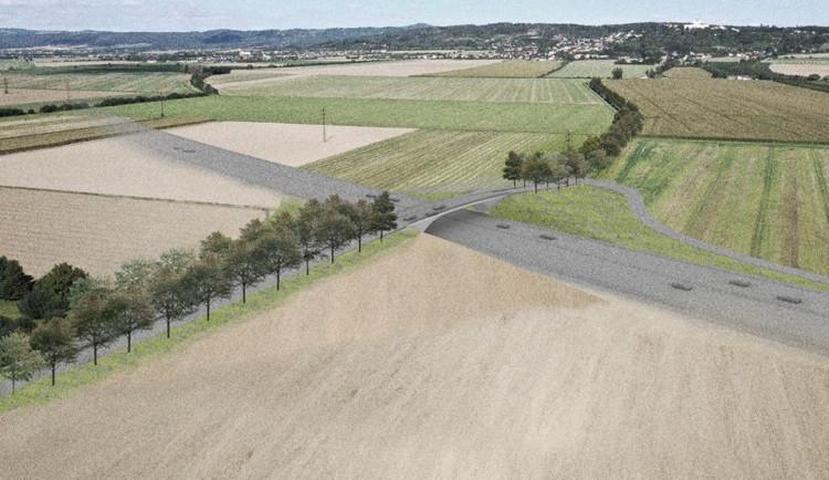 Návrh přemostění silnice na Svatý Kopeček je hotový. Náklady jsou odhadovány na necelých 100 milionů