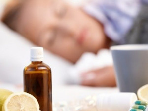 Chřipka si v kraji vyžádala letošní první oběť. Nemocných navíc přibylo, ordinace plní děti