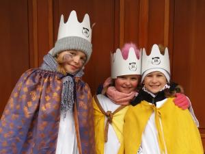 Milé překvapení k 20. výročí Tříkrálové sbírky. Na Olomoucku dárci věnovali rovné 2 miliony korun