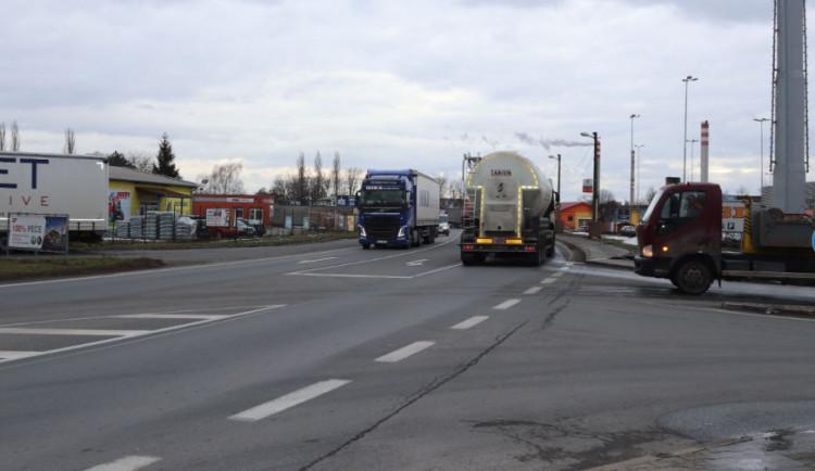Přerovská policie řeší špatnou dopravní situaci, plánují dohledová stanoviště v Prosenicích