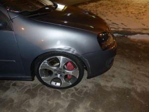 Řidič požil, naboural a ujel z místa nehody. Policie ho však zastihla a nadýchal 1,48 promile