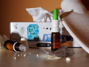 Nemocných s chřipkou za týden přibylo o třicet procent