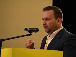 FOTO, VIDEO: Lidovci si zvolili nového předsedu. Výborného v čele nahradí Jurečka