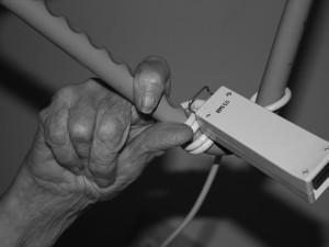 Prostějovská nemocnice zakázala kvůli virózám dočasně návštěvy v léčebně dlouhodobě nemocných