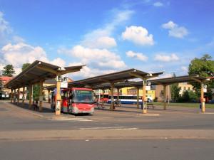 Autobusák v Šumperku funguje kvůli opravám provizorně