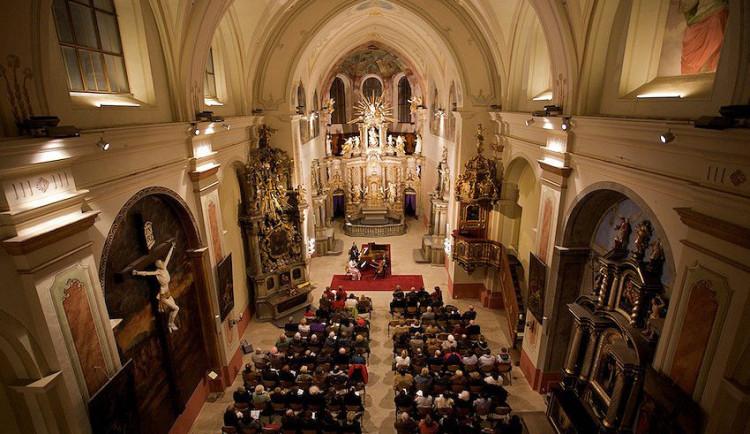 Klasická hudba rozezní Šumperk i Jeseník, festival Klasika Viva nabídne šest koncertů