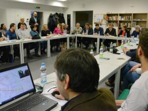 Zástupci Hejčína a Řepčína se sešli s vedením Olomouce, řešili nejpalčivější problémy