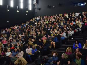 Do českých kin minulý rok přišlo o 12 procent více diváků, než předloni
