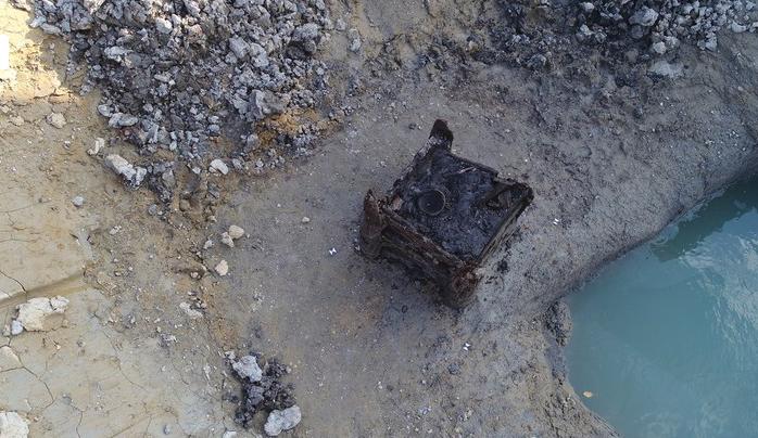 Olomoučtí archeologové potvrdili, že studna nalezená při stavbě dálnice je nejstarší studnou na světě