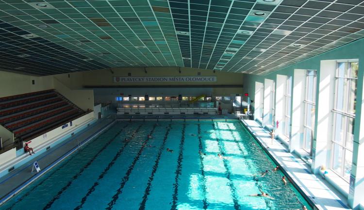 Olomoucký plavecký stadion plně obnovil provoz
