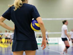 Olomoucké volejbalistky ve finále Českého poháru
