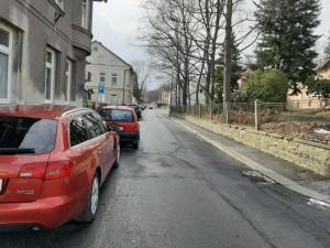 Od března do září bude prostějovská Tyršova ulice procházet přestavbou