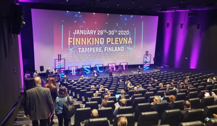 Olomouc hledala inspiraci ve finském Tampere. Své zastoupení na konferenci měla letos úplně poprvé