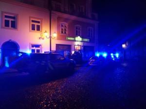 Policisté na Jesenicku kontrolovali mladistvé a nezletilé, zda nepožívají alkohol