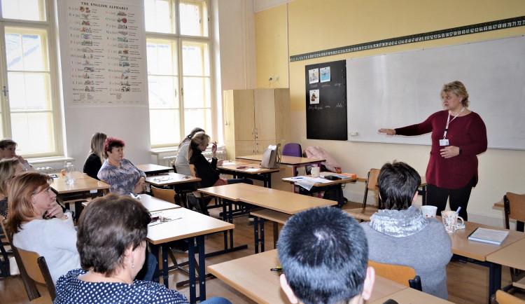 Pedagogy diabetických dětí školí odborníci z Nemocnice Prostějov