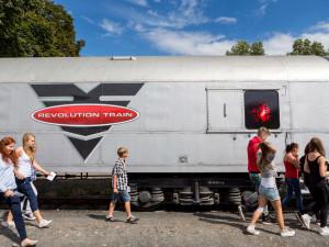 Do Mohelnice dorazí protidrogový vlak