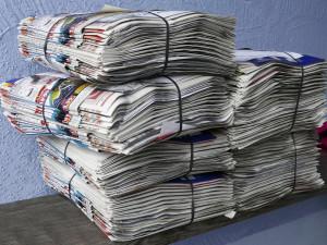 Prostějovské školy budou odměněny za sběr separovaného papíru