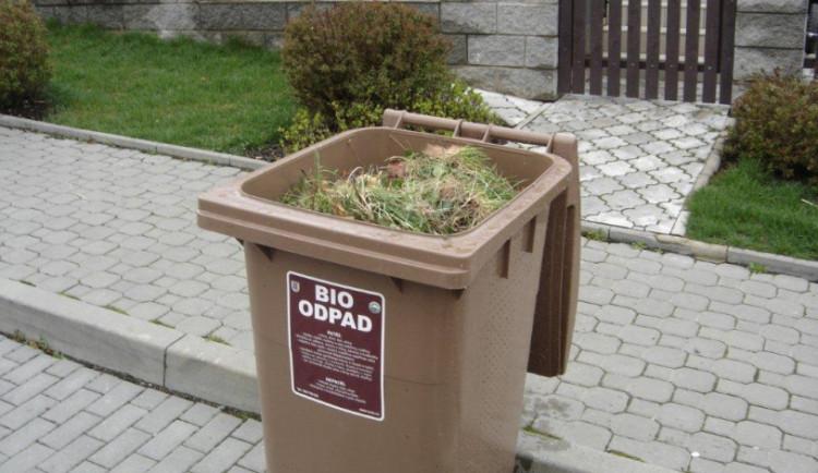 Svoz bioodpadu v Olomouci začne v březnu