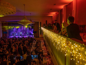 Šumperský ples zaplnil Dům kultury