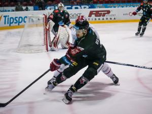 FOTO: Hokejisté Třince vyhráli s Kohouty 2:1
