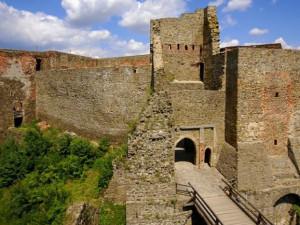 Helfštýn otevře své brány v březnu. Zpřístupnění paláce se plánuje na léto