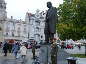 Primátor Prostějova zve na připomínkový akt k vyročí narození T. G. Masaryka
