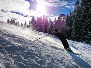Do Jeseníků na lyže i běžky. Podmínky jsou stále dobré