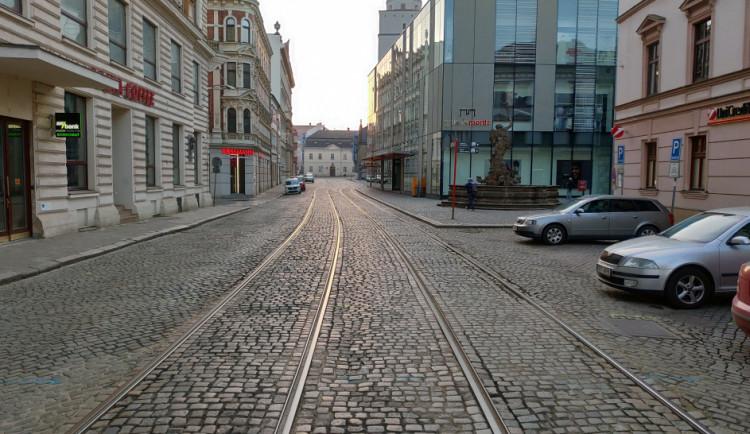 Rekonstrukce ulice 8. května začne po Velikonocích. Od úterý bude neprůjezdná