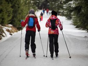 V Jeseníkách se lyžuje na Ovčárně i na Červenohorském sedle