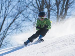 V Jeseníkách se lyžuje už jen na Ovčárně, je zde téměř metr sněhu