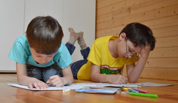 Rodiče mohou při domácí výuce dětí využít pomoci odborníků