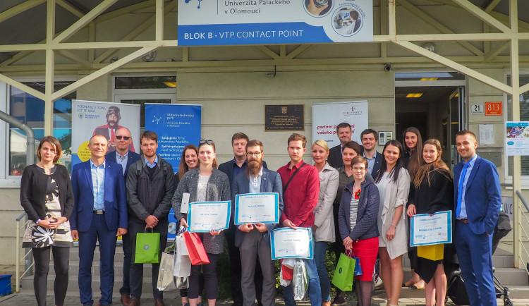 Univerzita Palackého chystá jedenáctý ročník Podnikavé hlavy, finalisté se představí online