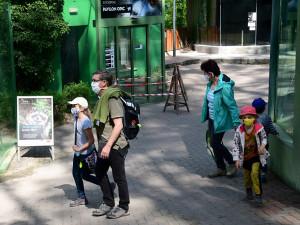 FOTO: Olomoucká zoo se dnes opět otevřela pro veřejnost
