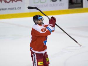 Zbyněk Irgl odchází z olomouckého hokeje, vrací se do svého mateřského klubu