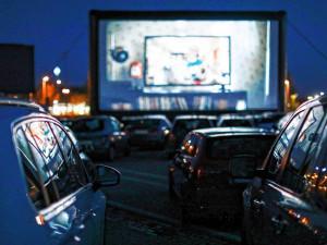 Galerie Šantovka v pátek otevře na parkovišti první autokino v Olomouci