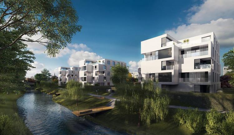 Bytová výstavba v Olomouckém kraji letos prudce klesla