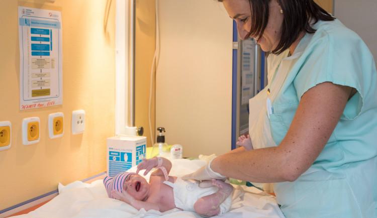 Porodnice ve šternberské nemocnici hlásí nebývalý babyboom